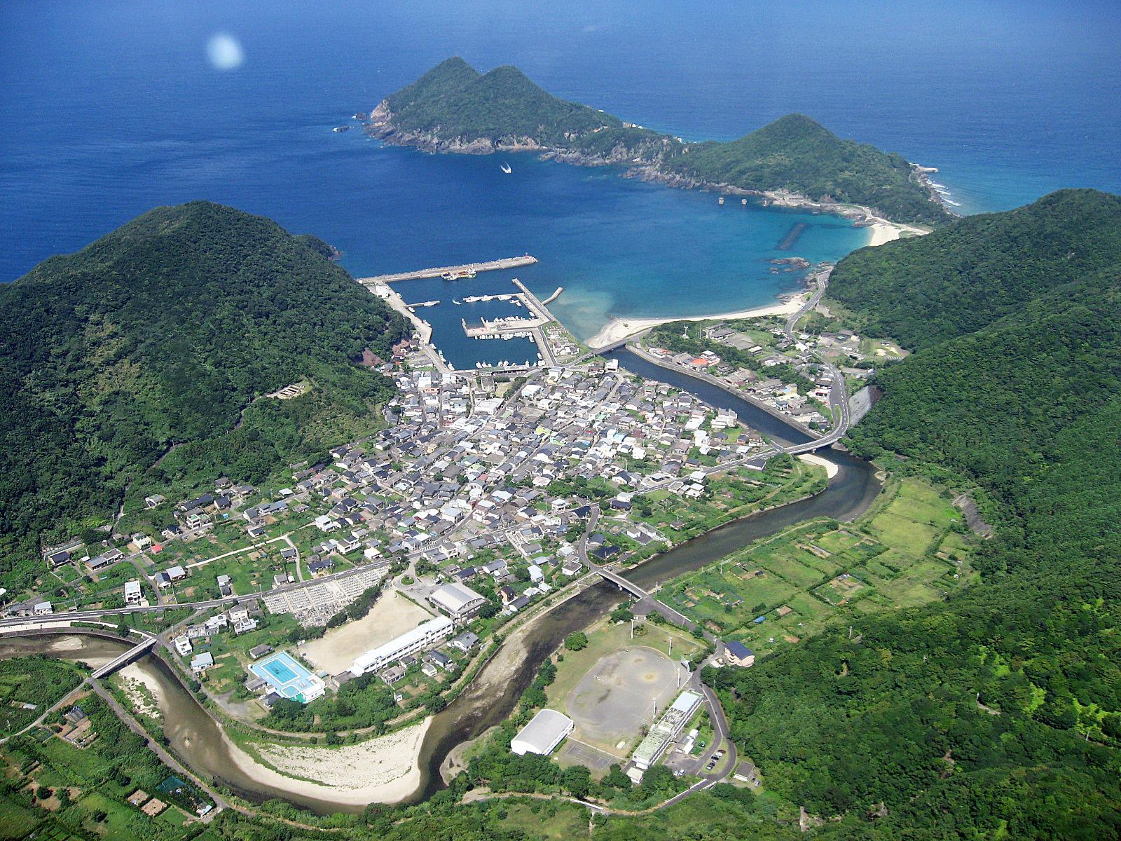 町長 屋久島